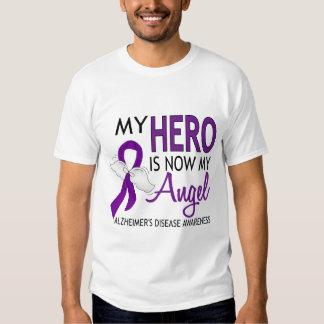 My Hero Is My Angel Alzheimer's Disease T-shirt