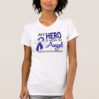 My Hero Is My Angel Colon Cancer T-shirt