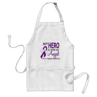 My Hero Is My Angel Cystic Fibrosis Aprons