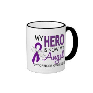 My Hero Is My Angel Cystic Fibrosis Mug