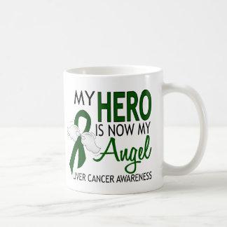 My Hero Is My Angel Liver Cancer Coffee Mug