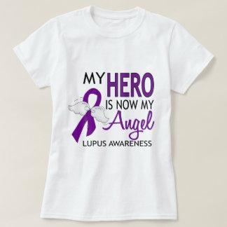 My Hero Is My Angel Lupus Tshirt