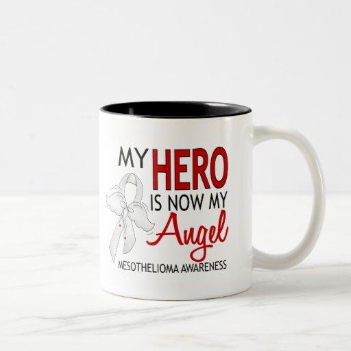 My Hero Is My Angel Mesothelioma Mug