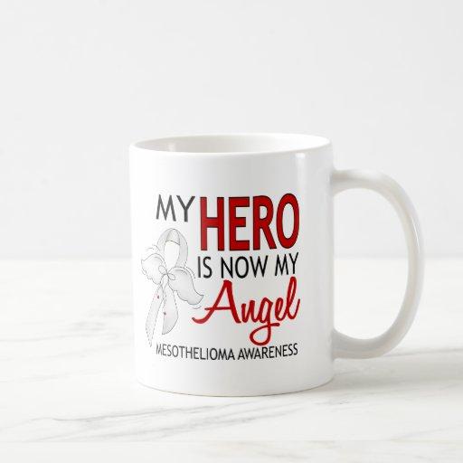 My Hero Is My Angel Mesothelioma Coffee Mug