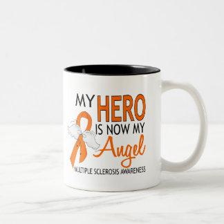 My Hero Is My Angel Multiple Sclerosis Coffee Mug