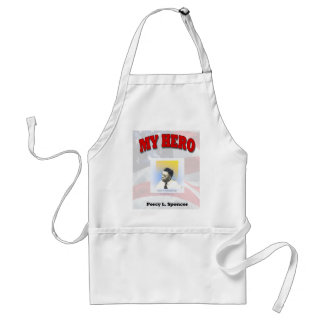 MY HERO PERCY SPENCER STANDARD APRON