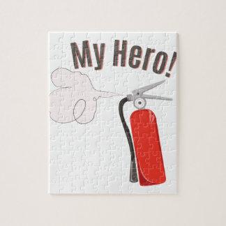 My Hero Puzzles