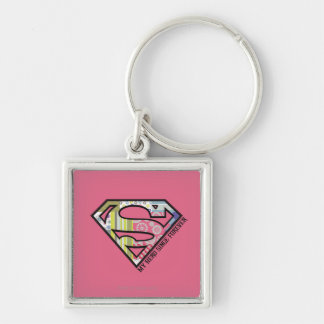 My Hero Since Forever Key Ring