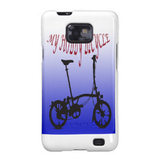 My Hobby Bicycle Galaxy SII Cover