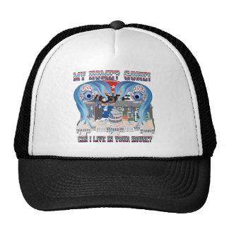 My Home?  Gone! Trucker Hats
