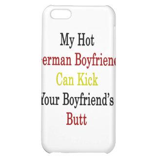 My Hot German Boyfriend Can Kick Your Boyfriend's iPhone 5C Case