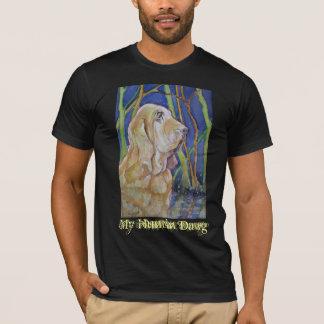 """My Huntin Dawg"" Mens T-Shirt"