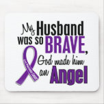 My Husband Is An Angel Pancreatic Cancer Mousemats