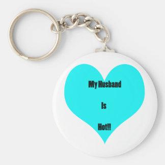 My Husband Is Hot! Key Chain