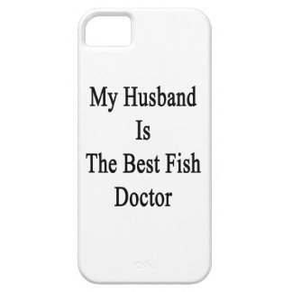 My Husband Is The Best Fish Doctor iPhone 5 Case