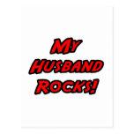 My Husband Rocks! Postcards