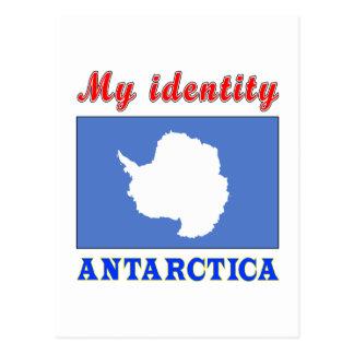 My Identity Antarctica Postcard