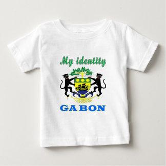 My Identity Gabon Baby T-Shirt