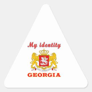 My Identity Georgia Sticker