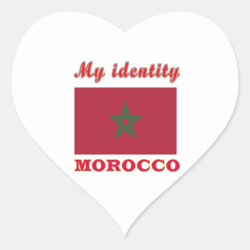 My Identity Morocco Stickers