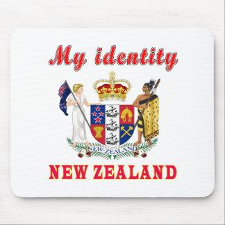 My Identity New Zealand Mousepads