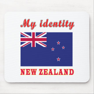 My Identity New Zealand Mouse Pad