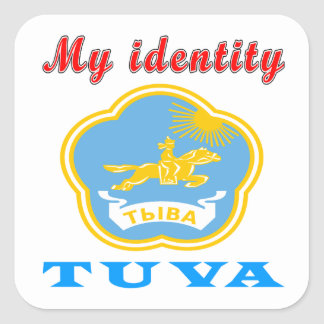 My Identity Tuva Stickers