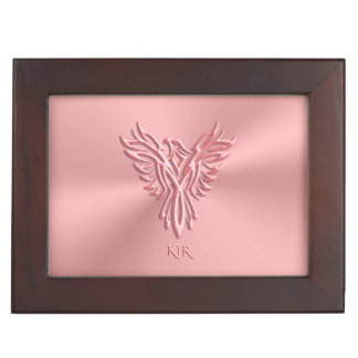 My Inspirations Box - Pink Phoenix Rising Keepsake Boxes
