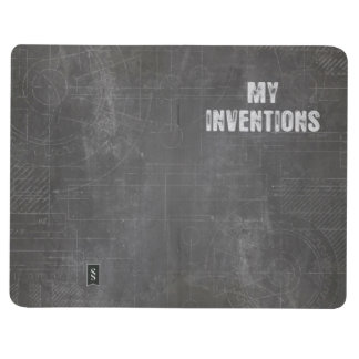 "My Inventions - Pocket Notebook 3.5"" x 5.5"" Journa"