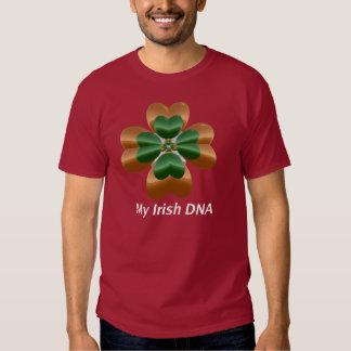 My Irish DNA Shirts