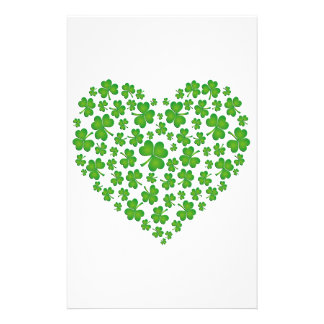 My Irish Heart Personalised Stationery