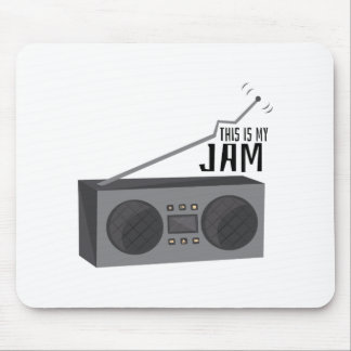 My Jam Mouse Pads