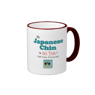 My Japanese Chin is All That! Coffee Mug