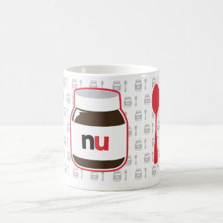 My Jar of Nutella Coffee Mug