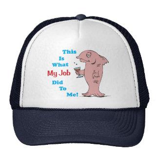 My Job Fish Cap