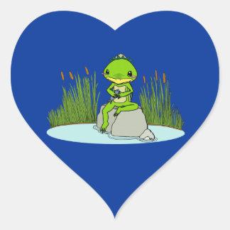 My Kappa Heart Sticker