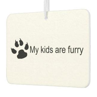 My Kids Are Furry (Dog Paw)