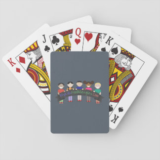 My Kid's Food Allergies - Playing Cards
