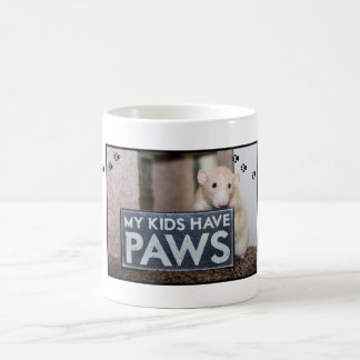My Kids Have Paws - Marty Mouse MUG