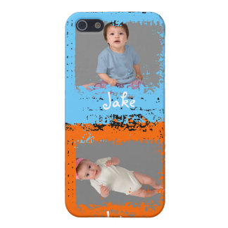 My Kids Photo iPhone 4 Case