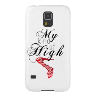 My Kind Of High... Heel Galaxy S5 Cases