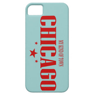 My Kind Of Town Chicago iPhone 5 Covers
