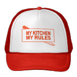 My Kitchen. My Rules. Fun Design for Kitchen Boss