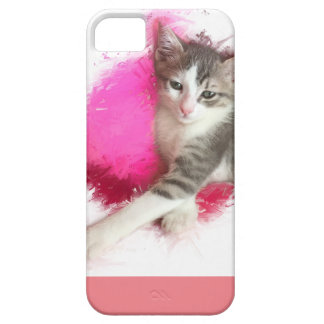My Kitten Barely There iPhone 5 Case