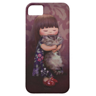 my kitty case for the iPhone 5