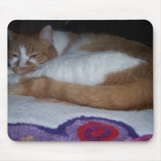 My KITTY!! Mouse Mat
