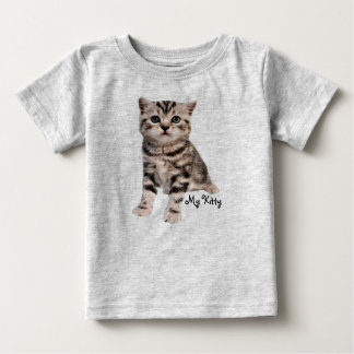"""""""My Kitty"""" Toddlers Tee Shirts"""
