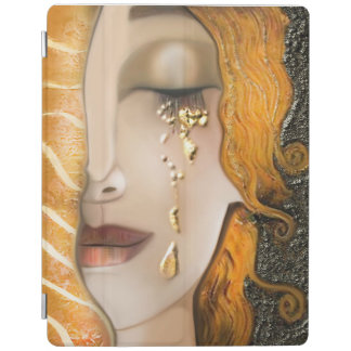My Klimt Serie : Gold iPad Cover
