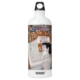 My Klimt Serie : Mother & Child Water Bottle
