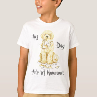 My Komondor Ate My Homework T-Shirt